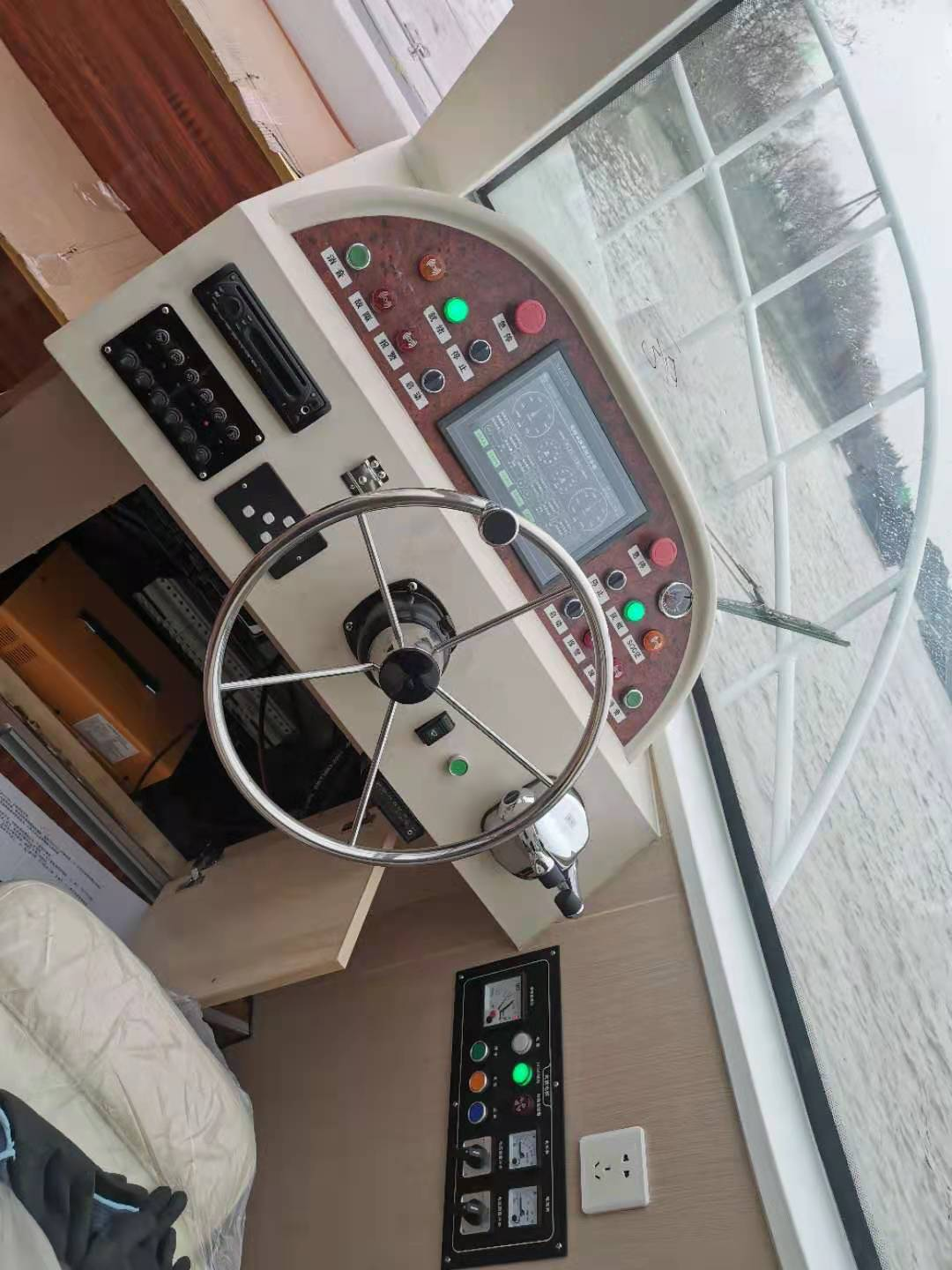 Grandsea 21m Tourism/lithium/electric Propulsion/electric Hybrid Passenger Boat for Sale