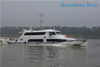 150 persons High speed steel hull passenger ferry boat for sale
