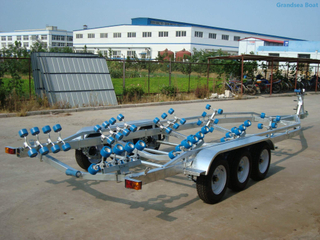 Galvanized Marine Boat Trailer for Sale