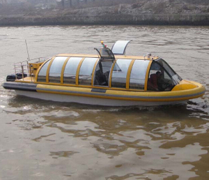 Grandsea 11.5m 40persons Fiberglass Water Taxi Touring Boat for Sale