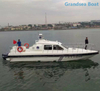 High Speed Coast Guard Fiberglass Patrol Boat for Sale