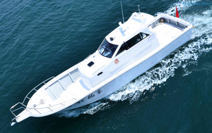 Grandsea 48ft Cabin Sport Fiberglass Deep Sea Fishing Boats for Sale