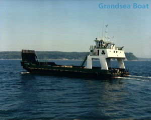 45m Steel Hull Shallow Water Landing Craft/LCT for sale