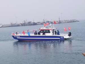 13m Aluminium Landing Craft Work Boat for Sale