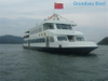 38m 200-400 Persons Steel Ferry Passenger Boats for Sale