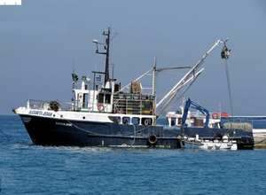 New Building BV Class Approved 73ft Deep Sea Steel Commercial Stern Fishing Boat For Sale