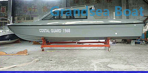 8.8m Water Police High Speed Bowrider Patrol Boats for Sale