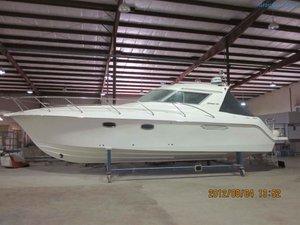 35ft Fiberglass Cabin Cruiser Luxury Speed Fishing Boats For Sale