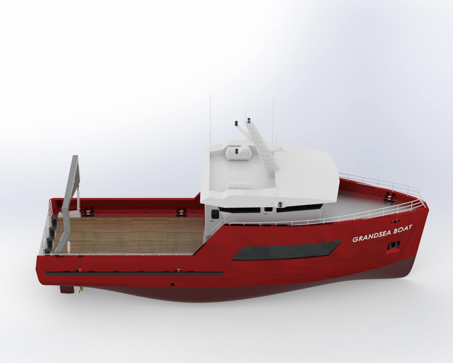22m Fast Platform Supply Vessel/multi Purpose Utility Supply Vessel/supply And Crew Boat PSV for Sale