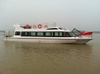 70 Seats Fiberglass Speed Passenger Boats for Sale