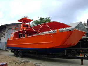 12m Aluminum Landing Craft Boats for Sale