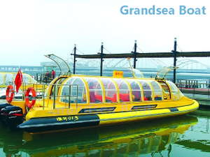 Touring Water Taxi Boat Mould for Sale