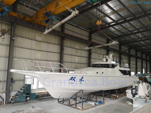 23.5m/77ft farsea pleasure fishing boat for sale