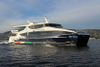 Grandsea Boat 300persons Aluminium Catamaran Passenger Ferry Boat for Sale