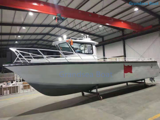 32ft Aluminum Sea Farming Work Boat for Sale