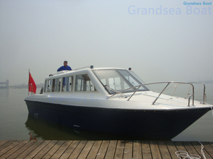18 seat Fiberglass mould Passenger Ferry Speed Boats